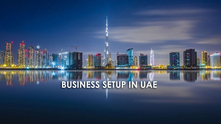 Top SIX questions about setting up a business in the UAE